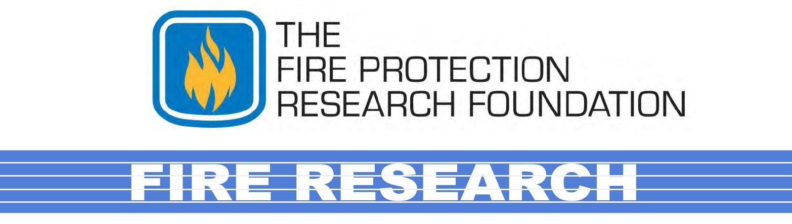 fire research